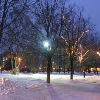 Võru linn. Foto Võrumaa Turismiinfokeskus