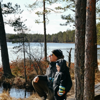 FJ1391 | Kirjeldus: Kirikumäe matkarada | Autor: Kaisa Äärmaa