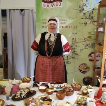Tourest 2018 Elamused ja maitsed hall, Taarka Tare