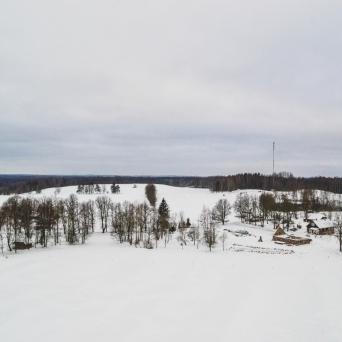FJ1368 | Kirjeldus: Vaade Karula Rahvuspargile| Autor: Kaisa Äärmaa