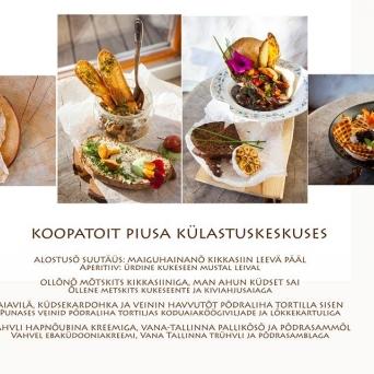 UMA MEKK Kohvikute ja restoranide nädal
