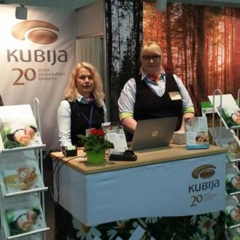 Tourest 2018 Puhka Eestis hall  Kubija hotell-loodusspaa