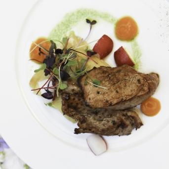 Spring Cafe Suidsune tsia siseliha keesi-kardohkavormiga Lepasuitsune sea sisefilee juustuse kartulivormiga