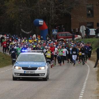 Suure Munamäe jooks 2016/Võrumaa pikamaajooksude sari. Foto Võrumaa Spordiliit